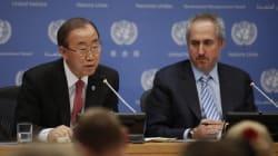 Accord de paix: les Palestiniens soumettent une résolution à