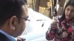 Woman IAS Officer Fires Away At Bulandshahr Civic