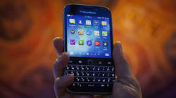 BlackBerry Posts Bigger-Than-Expected