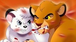 ¿Es 'El Rey León' un plagio de unos dibujos