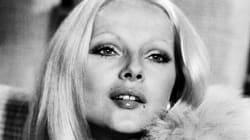 La beauté blonde du cinéma italien est