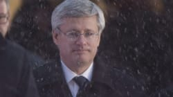 Canadians Still Unhappy With Harper Government's Performance: