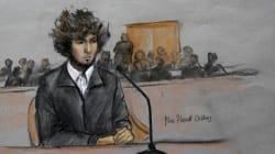 Attentat de Boston: Tsarnaev accueilli en cour avec un cri