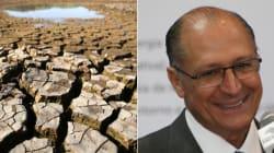 Crise da água em SP: Menos de 24h após ganhar aumento, Alckmin define multa por