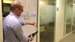 Comment sabrer le champagne avec un