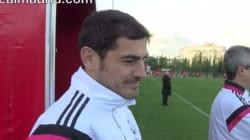 Vas a alucinar con la increíble memoria de Casillas