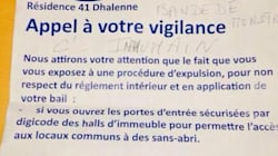 Des locataires de Saint-Ouen menacés d'expulsion s'ils aident les