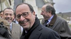 Hollande finit l'année sur un net regain de