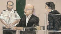 La cause de Richard Bain, accusé de meurtre, est reportée à