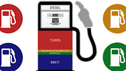 Records à la baisse du prix des carburants: ce que vous payez pour un litre de