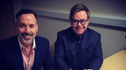 Elton John et David Furnish sont officiellement mariés
