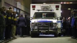Choc et colère à New York après l'assassinat de deux