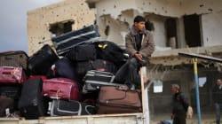 Premières frappes israéliennes sur Gaza depuis le cessez-le-feu instauré en