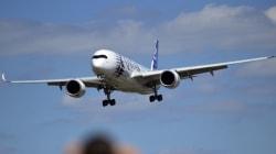 Le premier Airbus A350 va (enfin) être