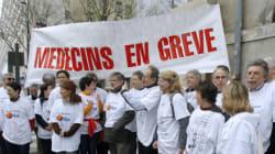 Les médecins en grève promettent