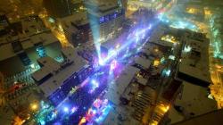 Les sorties du temps des fêtes et du jour de l'an partout au Québec