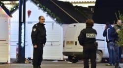 Une camionnette fonce sur un marché de Noël à Nantes, 10 blessés dont deux