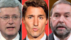 Why Harper Keeps Calling His Opponents 'Justin And