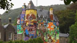Il nuovo tempio della street art non si trova in
