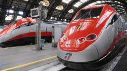 Tav, incendio doloso alla stazione di Bologna, treni