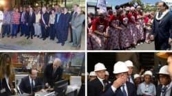 Cinquième visite de Hollande en