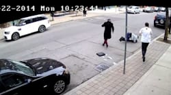 Toronto's Very Own Barberian Takes On Mugger At His