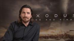 Entretien avec Christian Bale, le Moïse de Ridley Scott dans