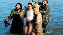 L'Isis annuncia: