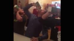 Man Hospitalized After Winning Eggnog-Chugging