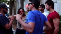 Video: What Happens If You Behave Like You Are In A Bollywood