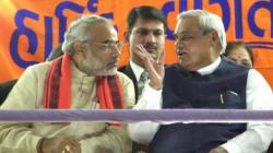 Modi Should Adopt Bharat Ratna Vajpayee As His Role