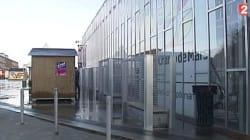 Des bancs publics anti-itinérants font scandale en France