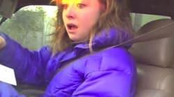 Arrêtée par la police, cette jeune femme n'imagine pas ce qui