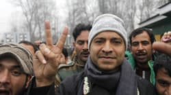 PDP MLA Who Beat J&K CM Fires AK-47 To Celebrate