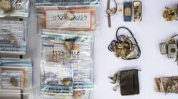 Les objets retrouvés sur les plages de Thaïlande après le