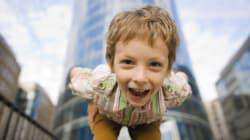 NÃO ao trabalho infantil; SIM à capacidade de inovação das