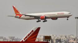 Air India: deux pilotes interdits de vol après une