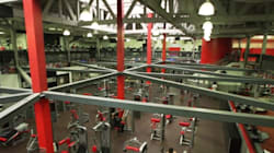 Think Your Gym's Impressive? Wait Till You See