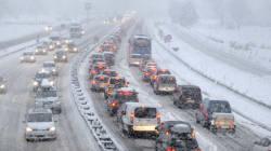 15.000 voitures sont bloquées en Savoie à cause de la