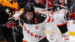 Le Canada parvient à vaincre l'Allemagne 4-0 au Centre Bell