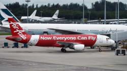 Un avion de la compagnie aérienne AirAsia a disparu des écrans radars