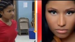 Les images de Nicki Minaj à 17 ans relancent les rumeurs d'éventuels implants