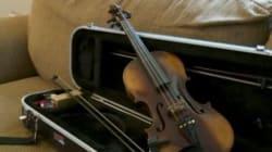 Une famille de l'Alberta possède un violon d'au moins 200 ans