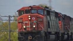 Le CN et le syndicat des agents de train s'entendent, la grève est