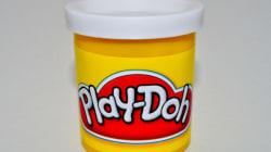 La forme d'un accessoire Play-Doh ne plaît pas aux