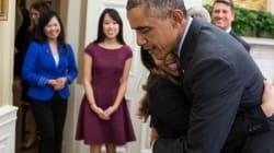 Il 2014 alla Casa Bianca (