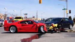 Top 15 Crazy Car Crash Stories Of
