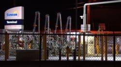Déversement de pétrole chez Suncor à Rimouski: situation sous