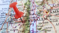HarperCollins publie un altas du Proche-Orient sans mention