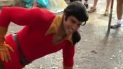 Ne défiez jamais Gaston de